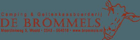 Camping & Geitenkaasboerderij de Brömmels logo